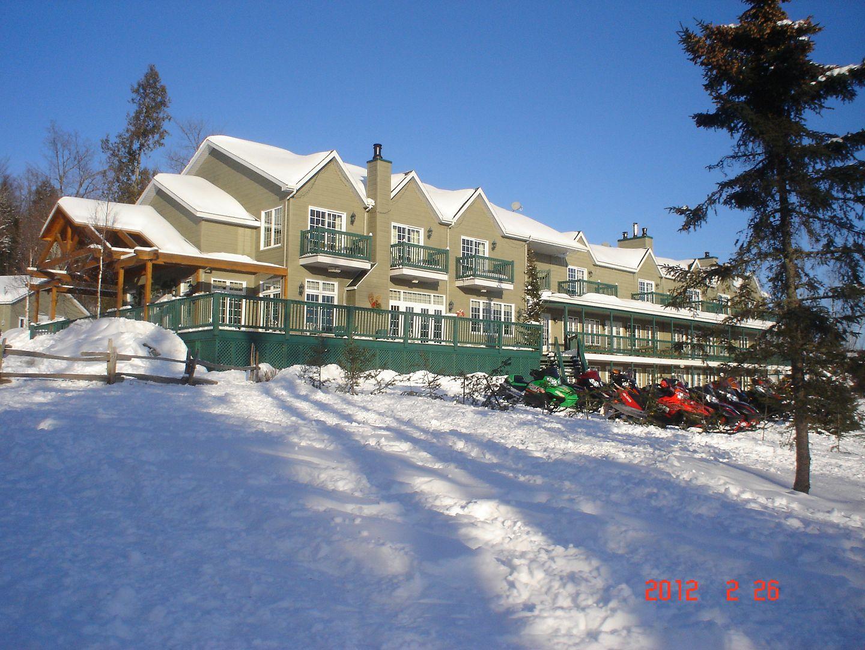 Photo ride-report Joliette/St-Tite sentier#3 et #23 26 février 2012 DSC01860