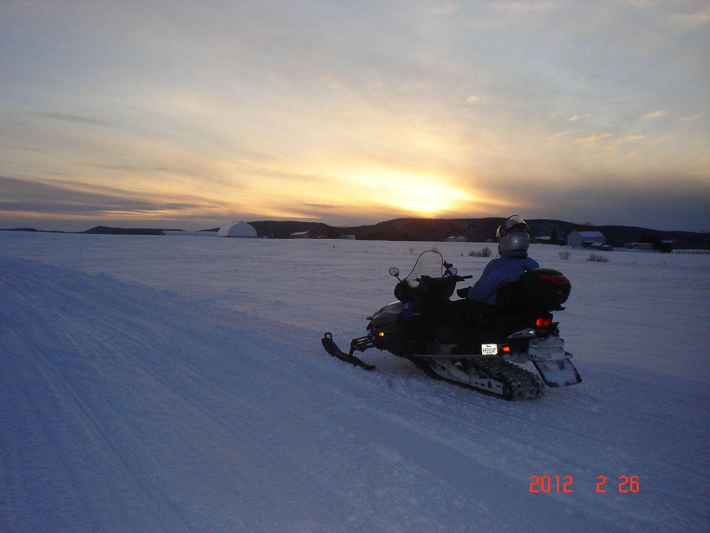 Photo ride-report Joliette/St-Tite sentier#3 et #23 26 février 2012 DSC01897
