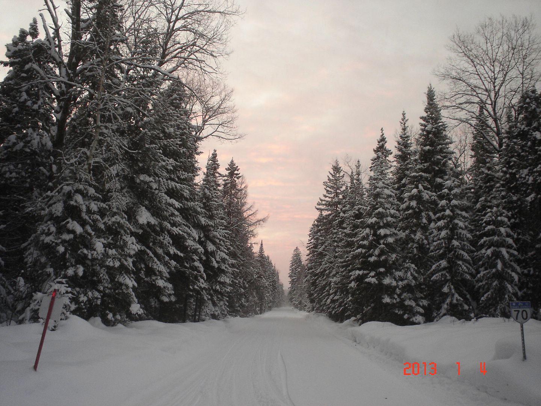 Trois-Rivières/La Tuque/Lac Édouard/St-Raymond photo ride-report 4-5 janvier 2013 DSC04629