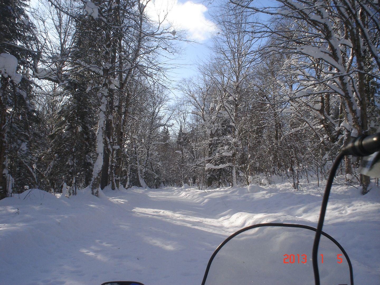 Trois-Rivières/La Tuque/Lac Édouard/St-Raymond photo ride-report 4-5 janvier 2013 DSC04681