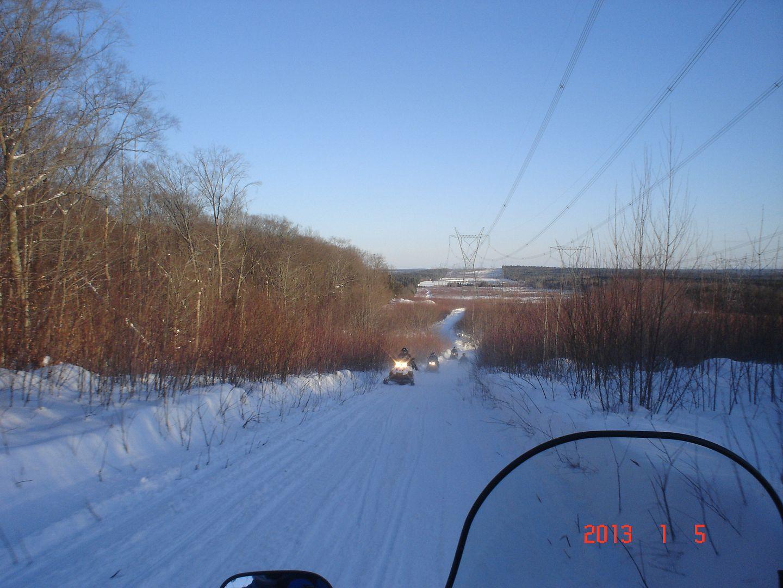 Trois-Rivières/La Tuque/Lac Édouard/St-Raymond photo ride-report 4-5 janvier 2013 DSC04830