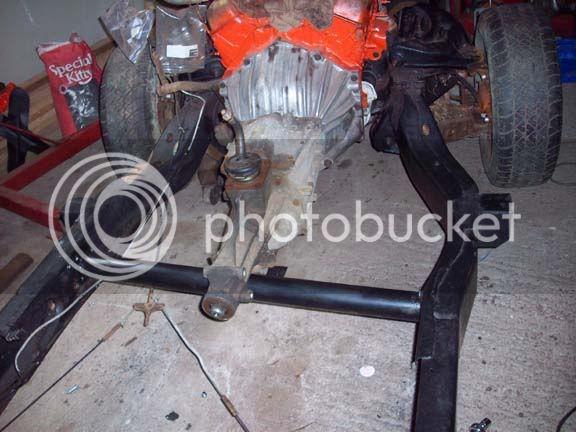 My 53/54 Chevy/Gmc build Transmount1