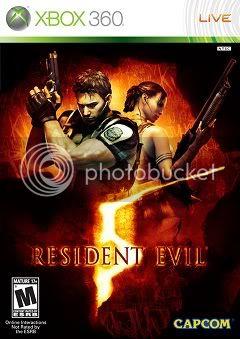 Resident Evil 5 Re5360