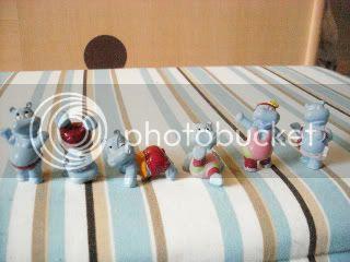 [KINDER] les petits hippo de Kinder !! SL387083