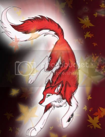 Organization XIII pack (Xemnas, Saix, Axel, Lucy, Marluxia, Sacura, Roxas, Sephiroth, Raita and Dakuenjeru) Red_Wolf_by_KoriCristy