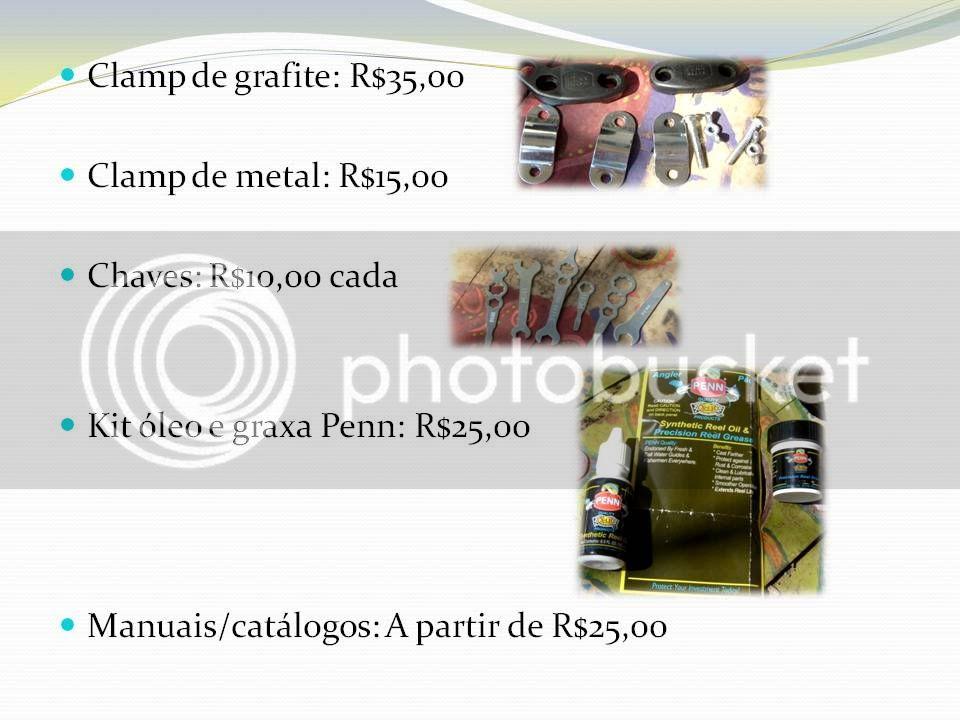 Vendo carretilhas PENN super conservadas, PROMOÇÃO!!! Slide10