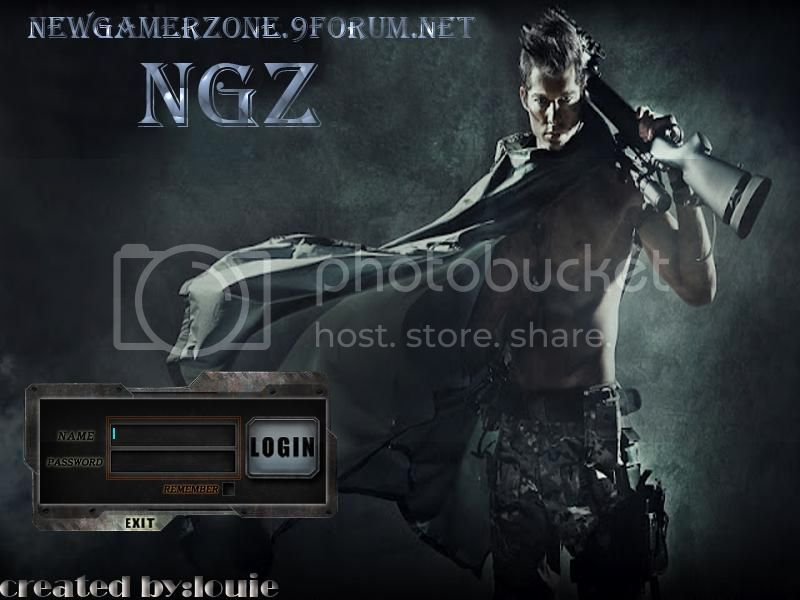 NEWGAMERZONE COOL LOG-IN BACKGROUND RELEASE  Balkjsdfkljfksadjflkdsajfako
