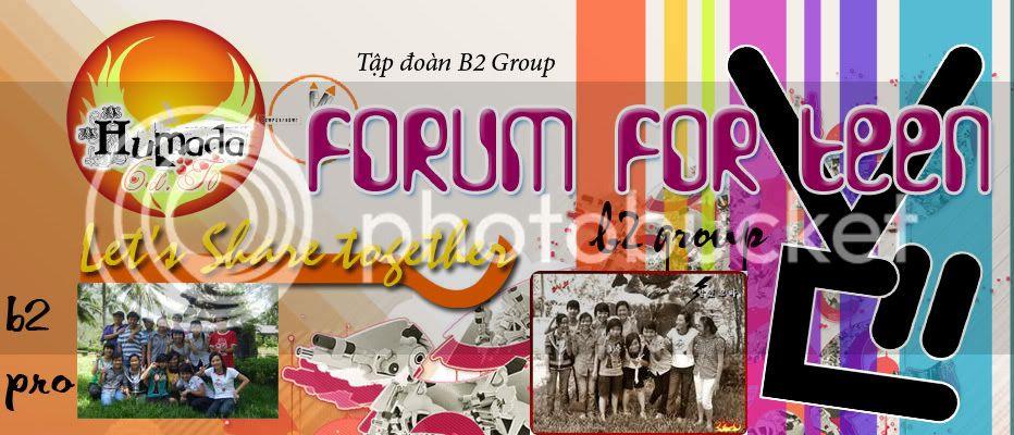 Diễn đàn Forum B2