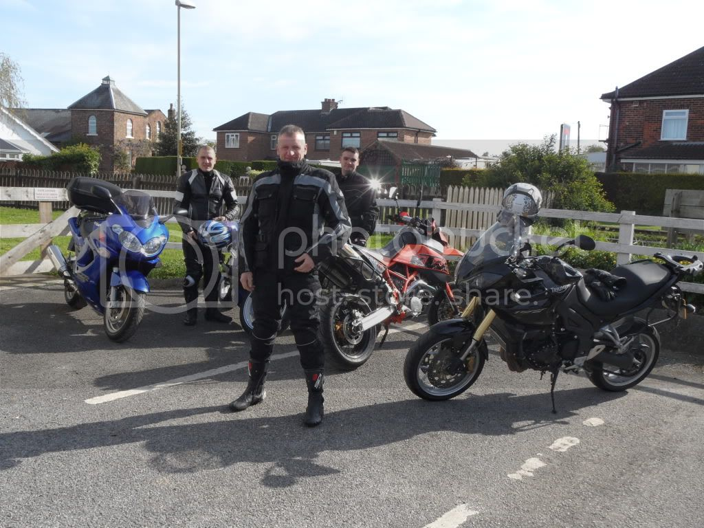 JT's N.Yorks ride out Sat 5th - Mon 7th May SAM_1312