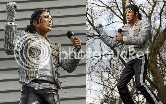 Dueño del Fulham Construira Estatua de Michael Jackson. Sef