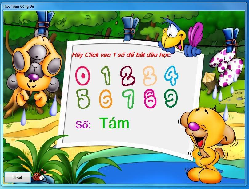 Project Phần mềm dạy toán cho Lớp 1 PrtScrcapture_2