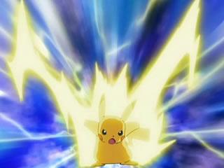 Заброшенный стадион электрических покемонов Pikachu_thunderbolt