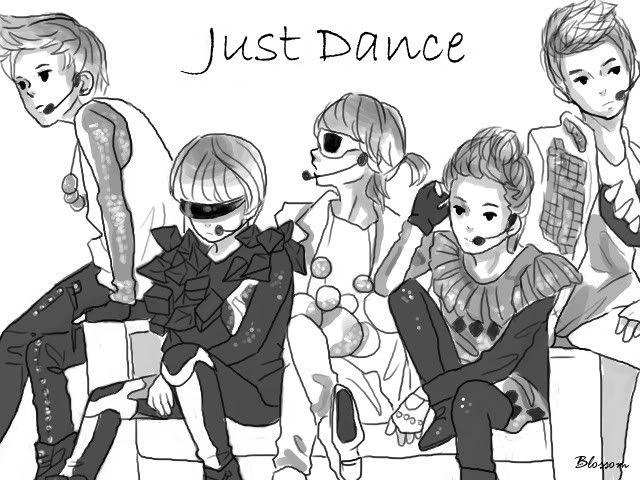 SHINee @ Just Dance 1263748499_