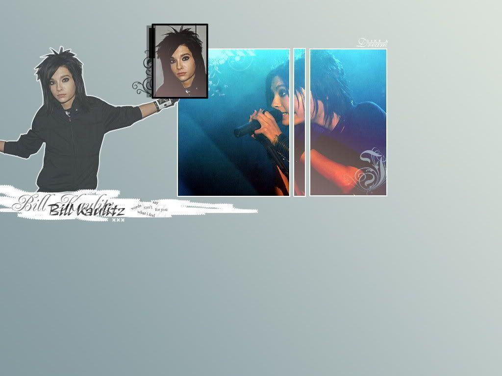 Bill Kaulitz Wallpaper