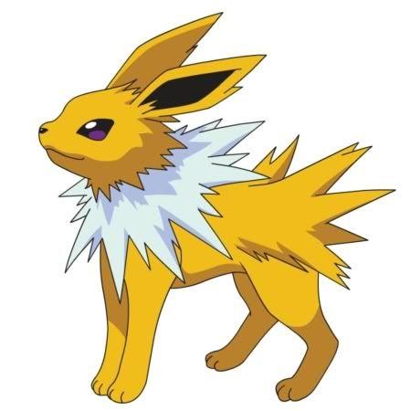 Pokémon, ¡Yo te elijo! Jolteon2