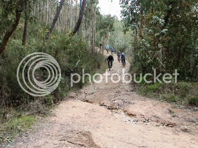Passeio de convivio dos Trepa Trilhos - 27-12-2009 DSC01798