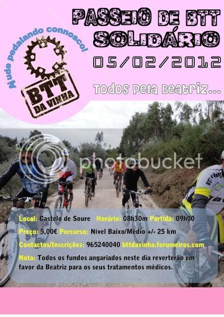 Passeio Solidário 05-02-2011 Projectobttsolidario