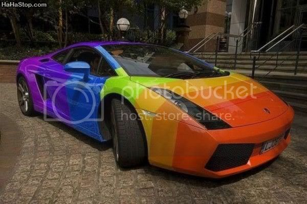 What does ur official .sSTAT car look like? Rainbow_Lambo
