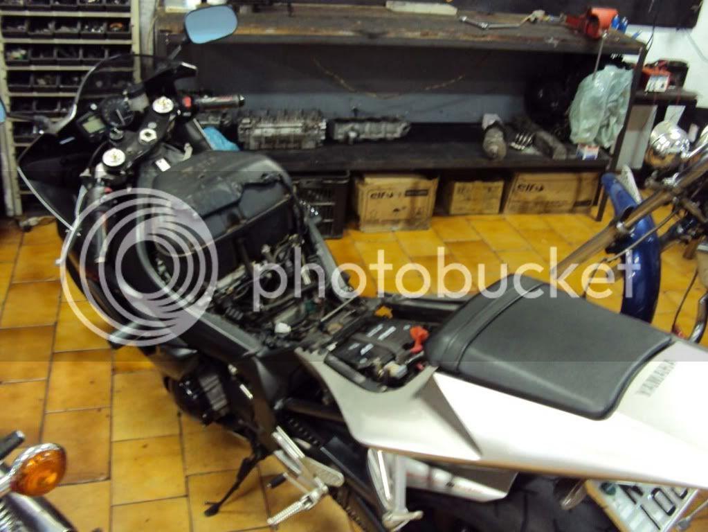 Manutenção R-1 03 024