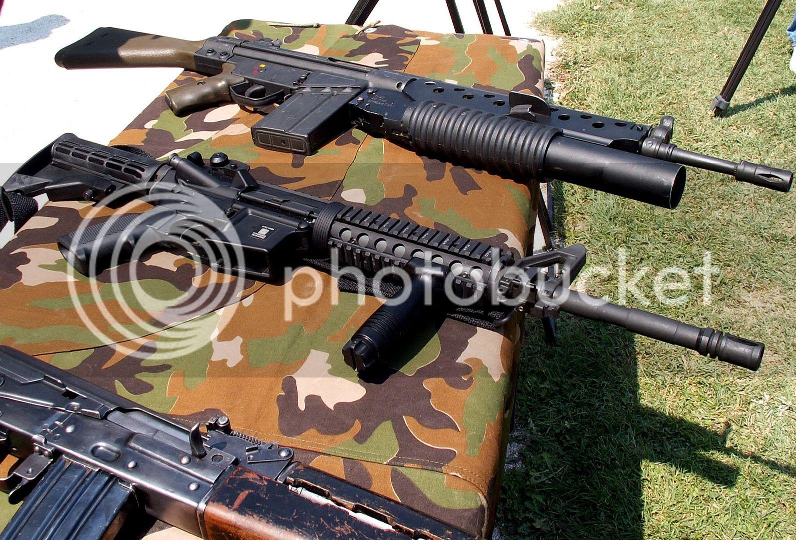 Heckler & Koch Автоматски пушки 416, 417, G28, M27 IAR, G36 PICT0177photoIgorBozinovski