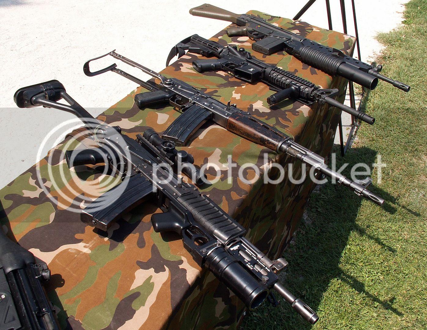 Heckler & Koch Автоматски пушки 416, 417, G28, M27 IAR, G36 PICT0180photoIgorBozinovski