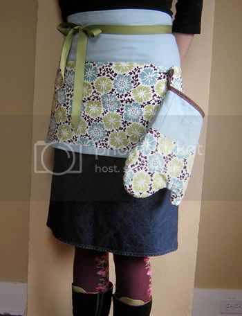 الابليك وروعة الفنون اليدوية Katie_apron