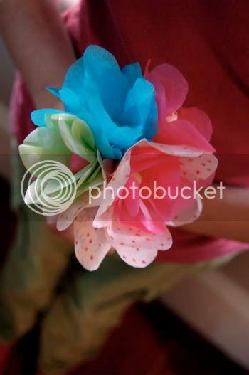 الابليك وروعة الفنون اليدوية Paperflowers