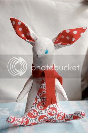الابليك وروعة الفنون اليدوية Red_bunny