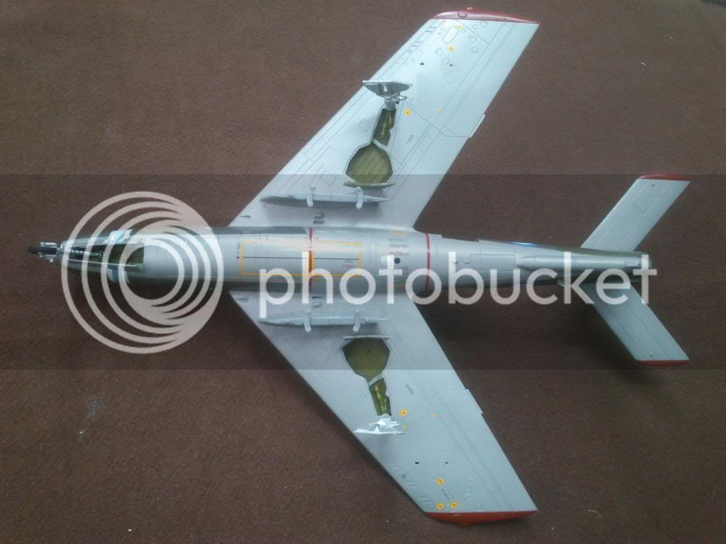 F-84F της ΠΑ, Kinetic 1/48 (Βραβείο  Ηλεκτρονικού Διαγωνισμού) - Σελίδα 2 DSC_7827