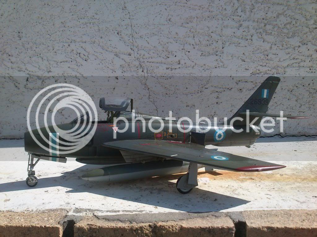 F-84F, Kinetic 1/48 DSC_7865