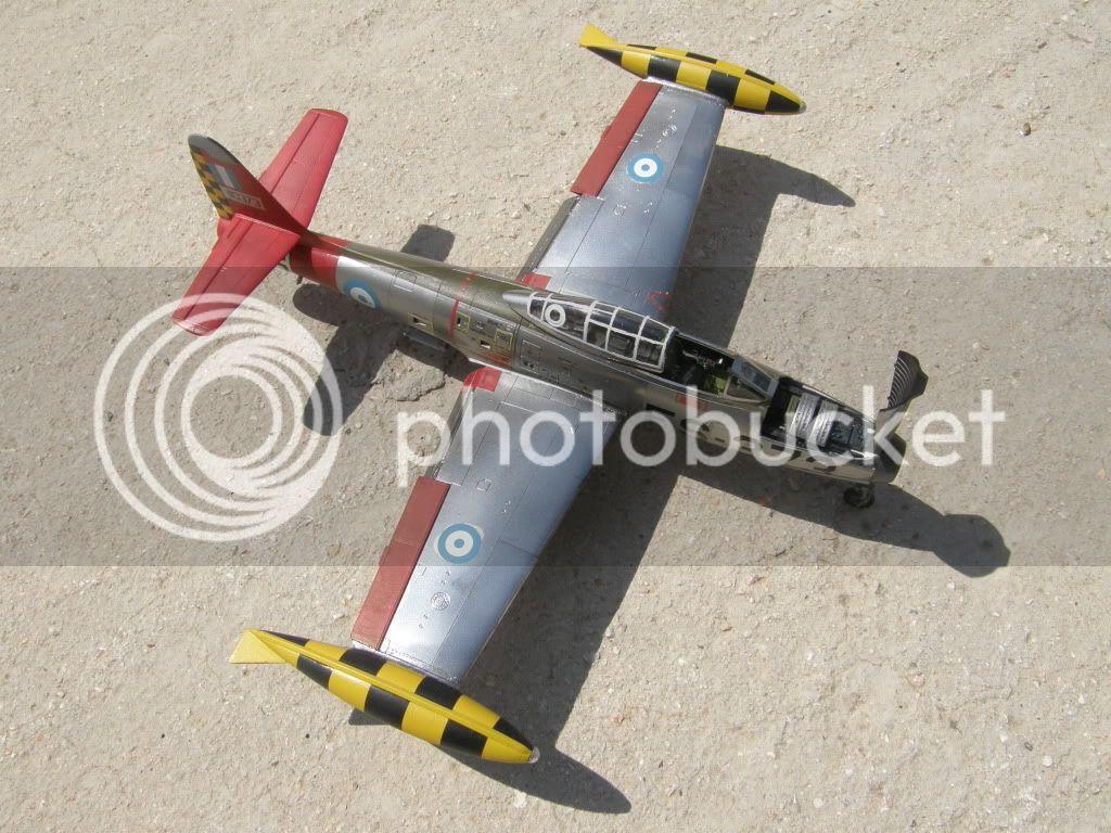 F-84G, 340 Μοίρα ''Αλεπού''    (Tamiya 1/48) P3290094