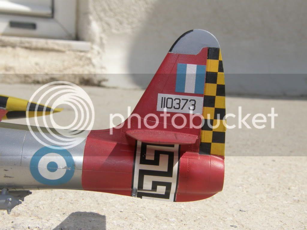 F-84G, 340 Μοίρα ''Αλεπού''    (Tamiya 1/48) P3290099