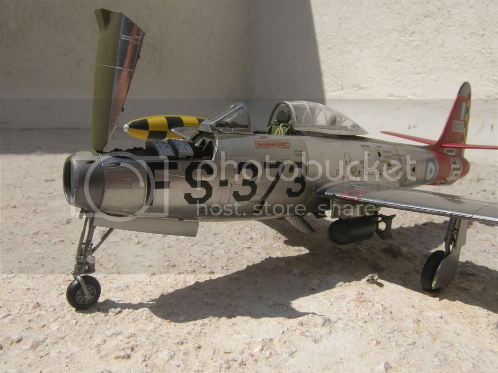 F-84G, 340 Μοίρα ''Αλεπού''    (Tamiya 1/48) P3290109