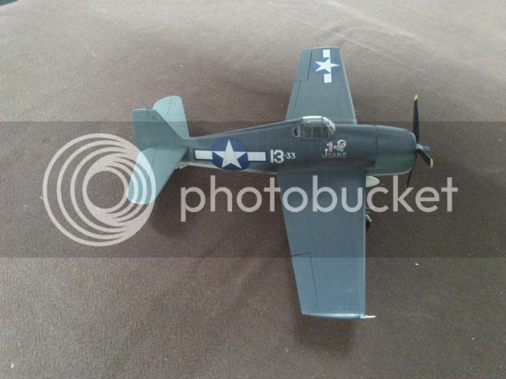 F6F-3 Hellcat, Eduard 1/48, Weekend DSC_8369