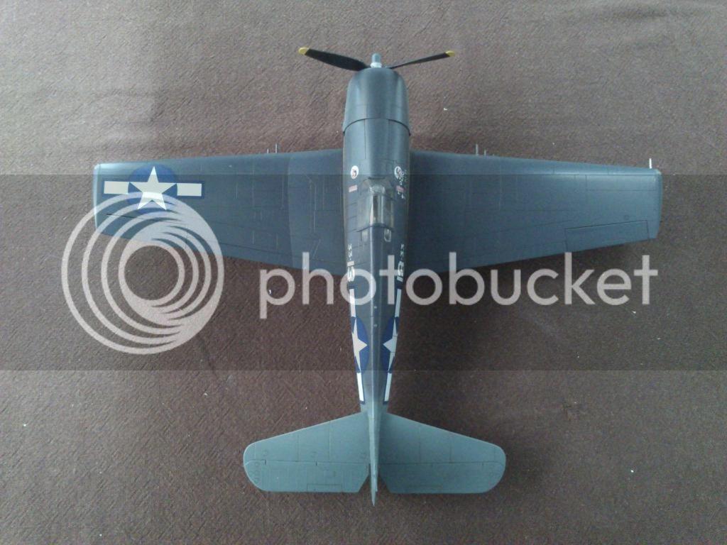 F6F-3 Hellcat, Eduard 1/48, Weekend DSC_8370