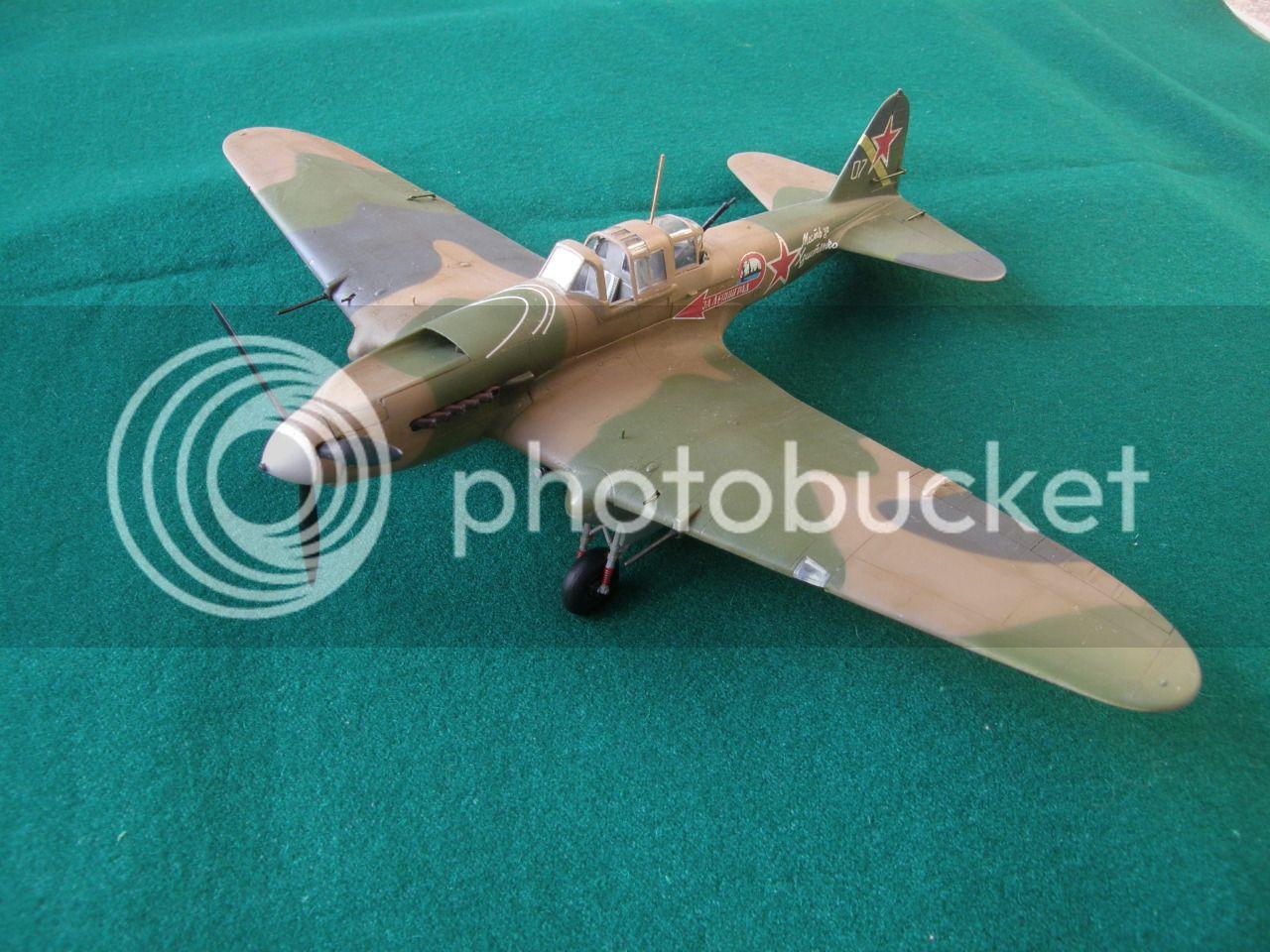 IL-2m3 Sturmovik, Accurate Miniatures 1/48 P9070026