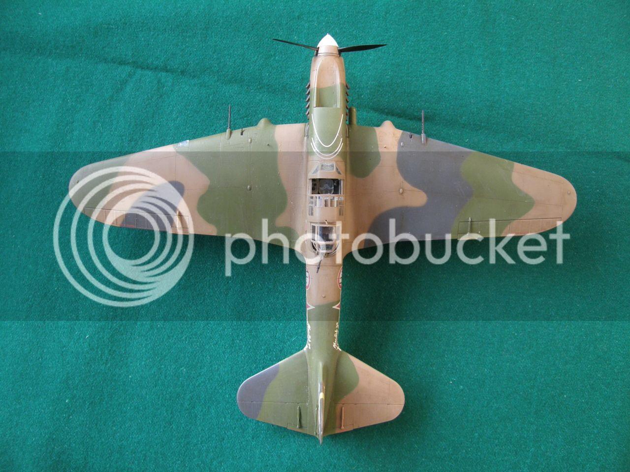 IL-2m3 Sturmovik, Accurate Miniatures 1/48 P9070027