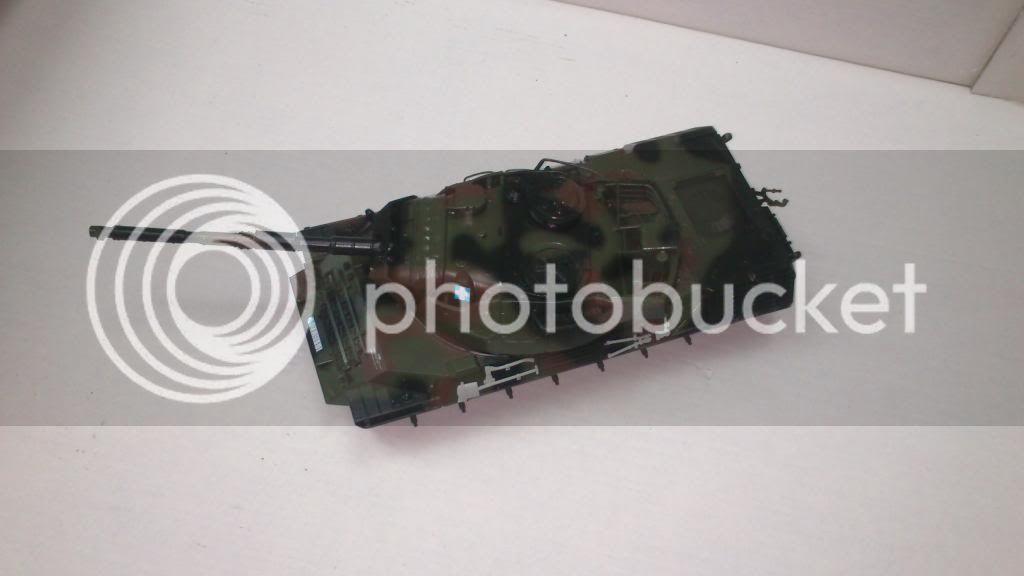 Leopard 1A5, ΕΣ   Italeri 1/35 DSC_1270