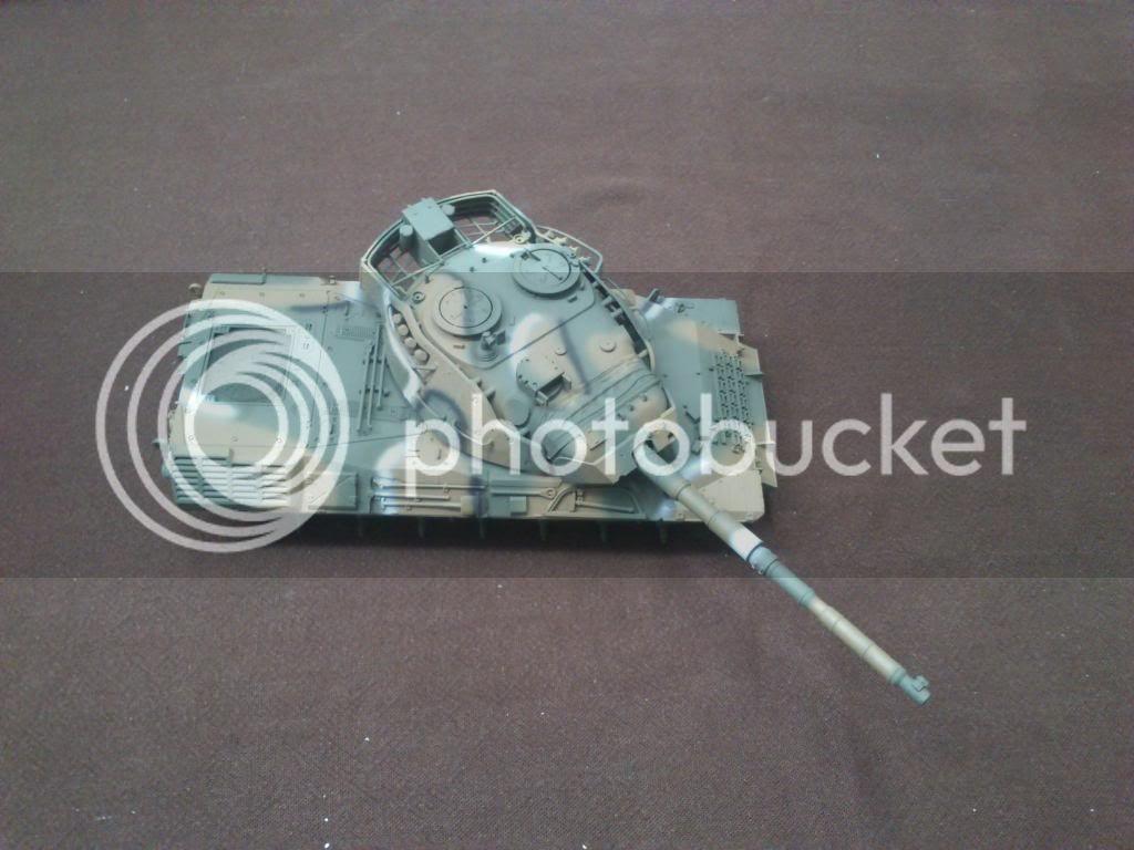 Leopard 1A5, ΕΣ   Italeri 1/35 DSC_7703