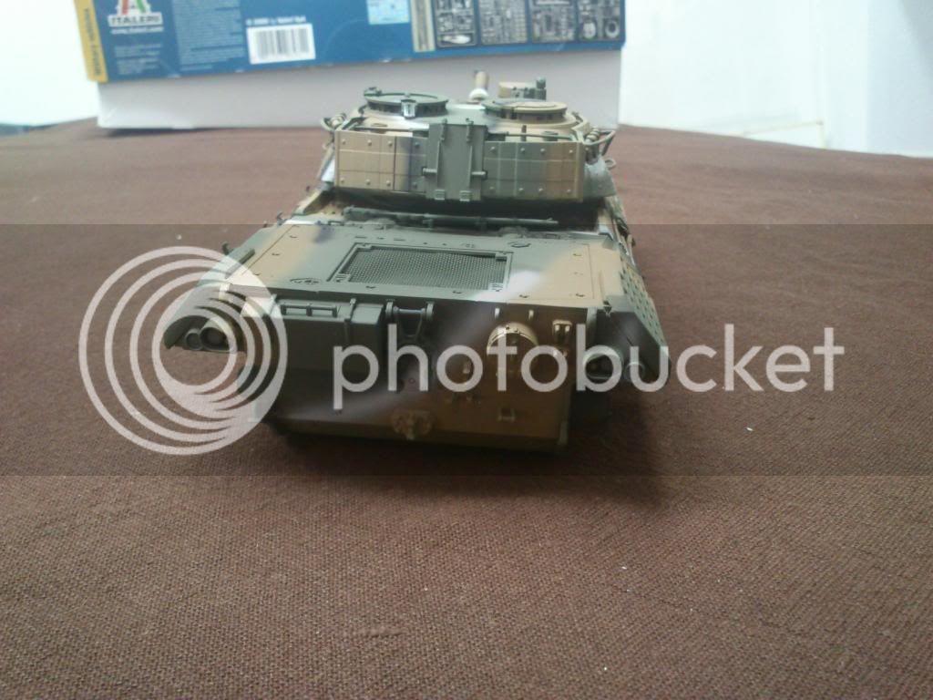 Leopard 1A5, ΕΣ   Italeri 1/35 DSC_7705