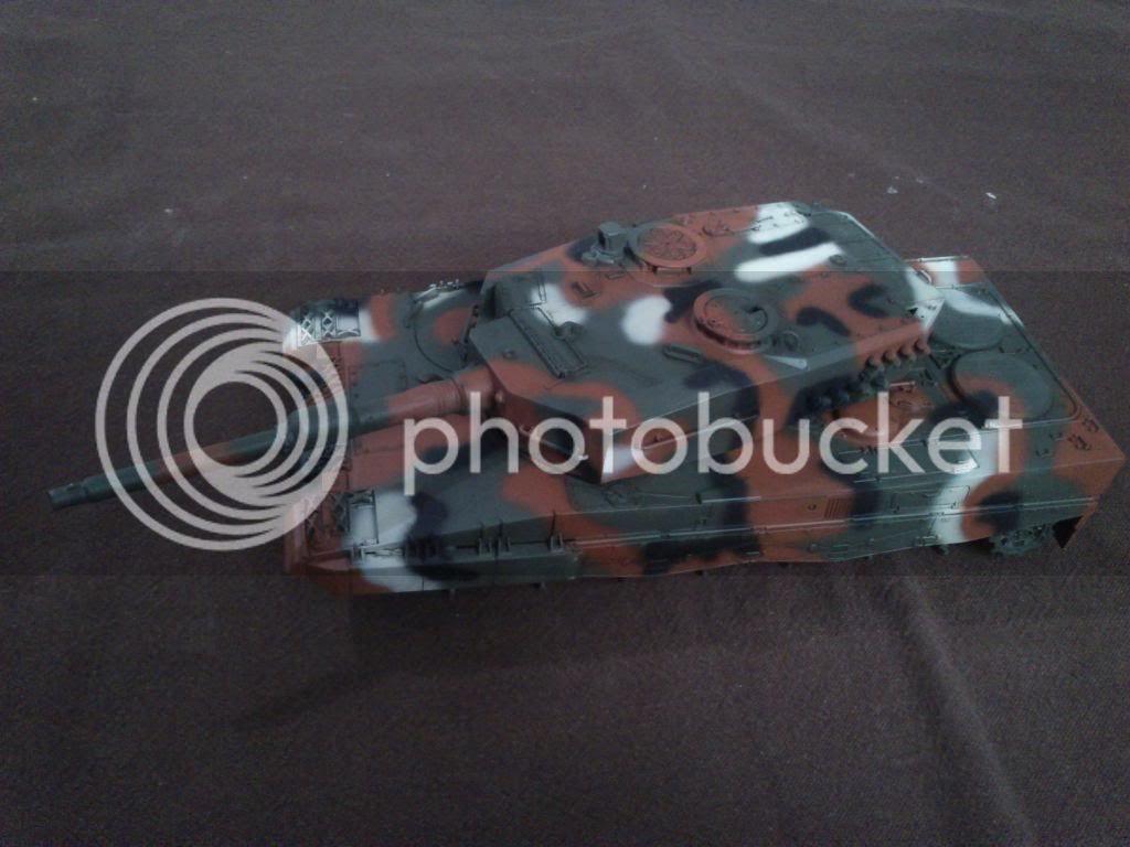 Leopard 2A4, ΕΣ,   Italeri 1/35 DSC_1234