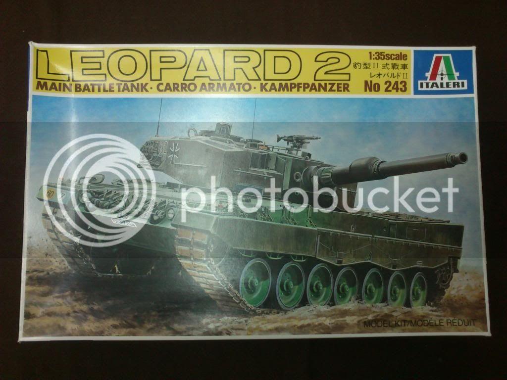 Leopard 2A4, ΕΣ,   Italeri 1/35 DSC_1238