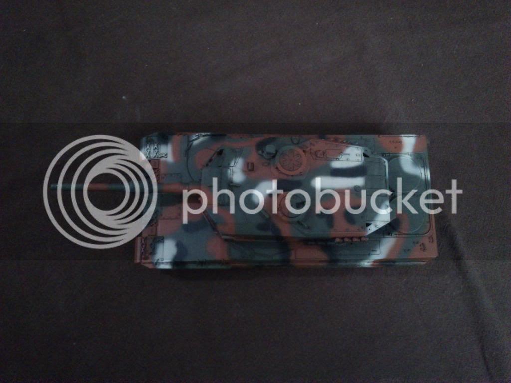 Leopard 2A4, ΕΣ,   Italeri 1/35 DSC_12382
