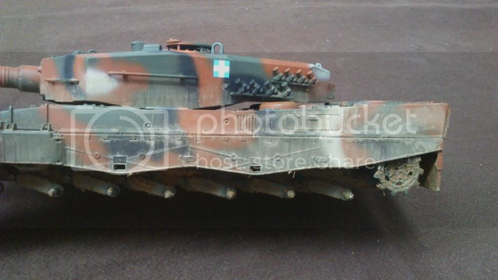 Leopard 2A4, ΕΣ,   Italeri 1/35 DSC_1323