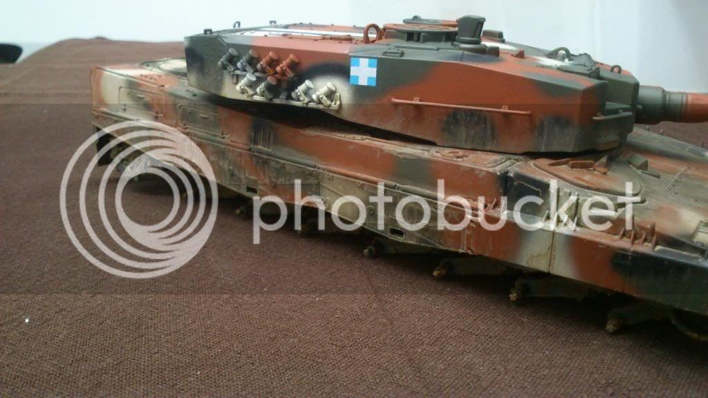Leopard 2A4, ΕΣ,   Italeri 1/35 DSC_1325