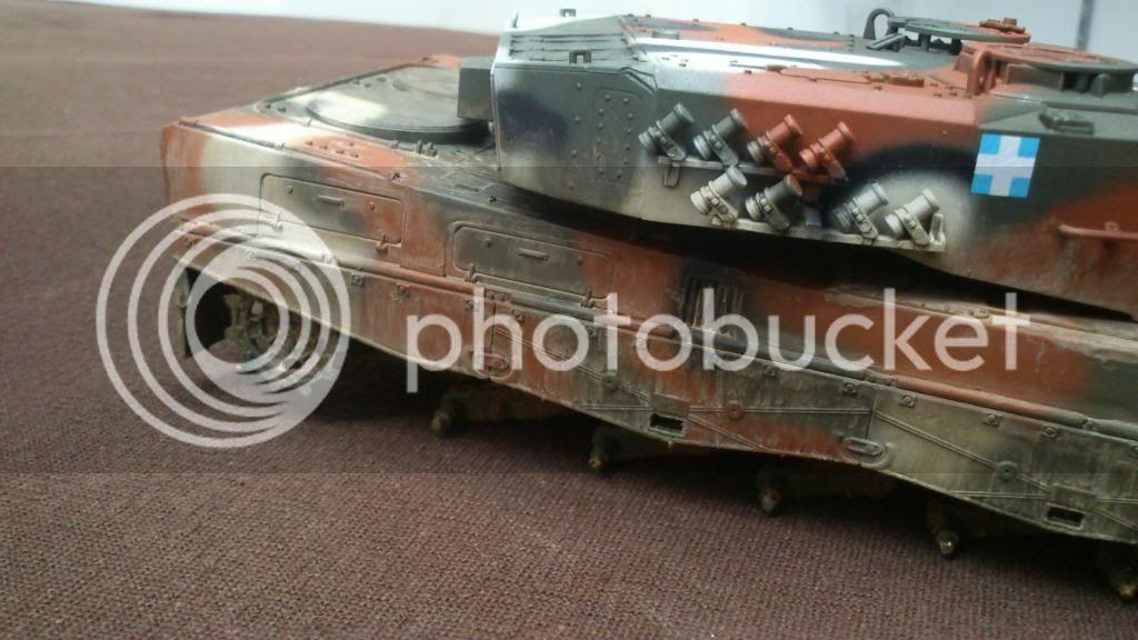 Leopard 2A4, ΕΣ,   Italeri 1/35 DSC_1326