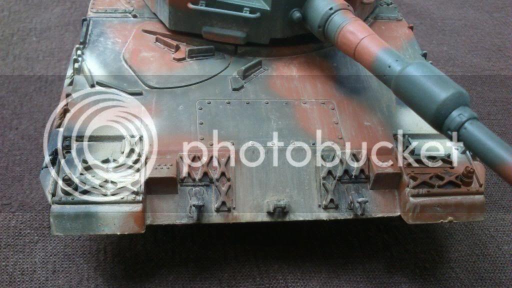 Leopard 2A4, ΕΣ,   Italeri 1/35 DSC_1327
