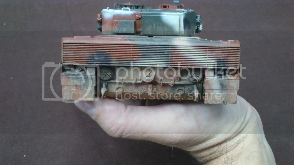 Leopard 2A4, ΕΣ,   Italeri 1/35 DSC_1329