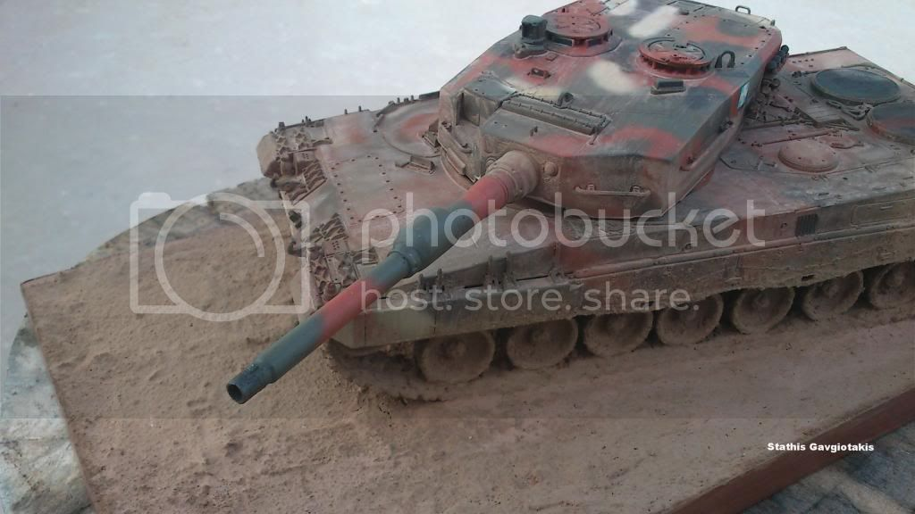 Leopard 2A4, ΕΣ,   Italeri 1/35 DSC_75882