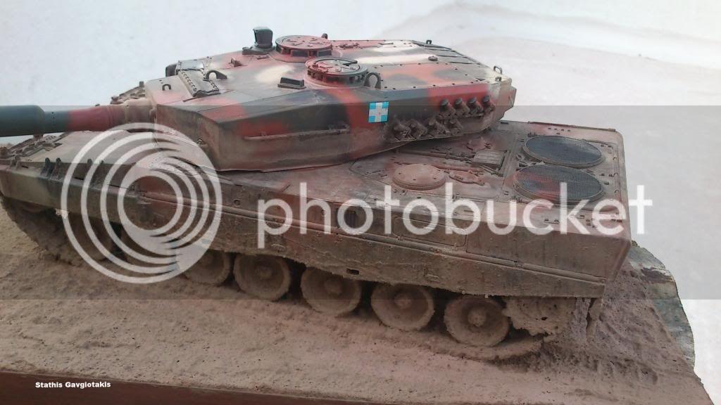 Leopard 2A4, ΕΣ,   Italeri 1/35 DSC_75892